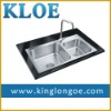 Rectangular,304 stainless steel kitchen sink