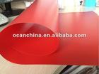 0.05mm~6.5mm red plastic PVC sheet