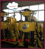 2011 hottest ,most capable and powerful hydraulic core drill rig, HF150 Trailer Water well Borehole Drilling Rg