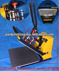 American Heat press machine for t shirts
