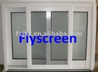 Aluminum Sliding Window With Flyscreen