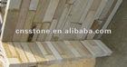 yellow sandstone quoin corner stone