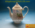 Decal ceramic water kettle for 2012 hot design