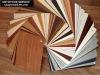 PVC film for plywood