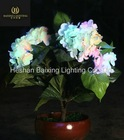 artificial handmade led cherry blossom flower light