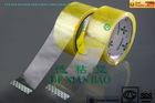yellowish BOPP adhesive tape