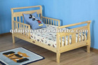 wooden baby crib and baby bed new design