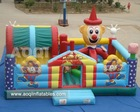 China Inflatable Castle Entertainment Equipment
