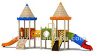 professional high quality outdoor playsets P-080