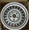 15x6 & 15x7 steel wheel for Mercedes Benz