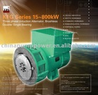 10kw to 400kw Brushless Alternator
