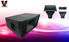 2012 hot sale Dual 10-inch linear array speaker
