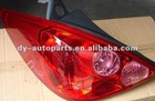 tail lamp (nissan tiida 06-08)