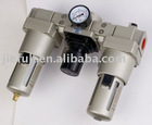 series filter + regulator+ lubricator