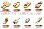 Positive and Negative Set 0 / 4 / 8 AWG Car Battery Terminals