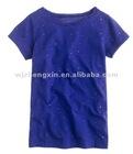 100% Cotton Jersey Girls' sparkleT Shirts