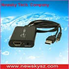 High quality usb to hdmi adapter---NS-325