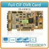 Professional Hikvision DS-4008HSI DVR Card