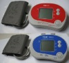 digital electronic arm type blood pressure monitor with CE PROHS FDA approved