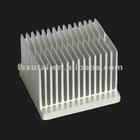 anodized treatment+Aluminium radiator profile
