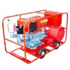 18HP Diesel Generator single-cylinder,horizontal,4-cycle with water-cooled