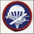 2012 chinese manufacturer embroidery patches