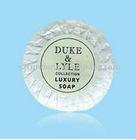 Round fragrance hotel soap(15g,20g,25g)