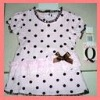 good price children lace dress