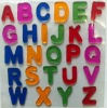 Wholesale English Alphabet Window Gel Sticker (G-2000)