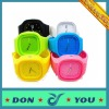 Colorful Silicone Wrist Watch in 2012 Fashion