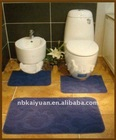 PP bath mat set