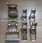 Ratchet buckles of high quality (with patents)