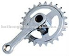 bicycle chain wheel and crank new design