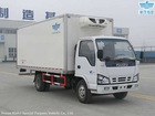 3T ISUZU refrigerated truck 4*2