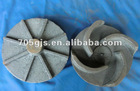 Petroleum Machinery spare parts, impellor