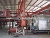 2012 environment friendly waste tyre & plastic recycling to fuel oil machine
