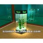 Lastest Acrylic Led Display/Plexiglass Led Advertising Display