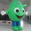 bean mascot