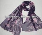 100% polyester printed chiffon fabric