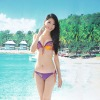 Hot Popular and competitive bikinis with embroidery lace and diamond adornment