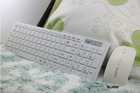 2.4g wireless keyboard mouse combos for mac book