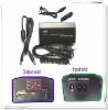 100W Universal Laptop/Notebook Charger (Three in One with LED Monitor)-100WAL