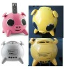 PIG Speaker support Iphone/IPOD ect