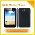 N800 Android 4.0 MTK6575 3G GPS WiFi 4.0 Inch Capacitive Mobile