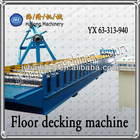 galvanized steel floor decking machine suppliers China