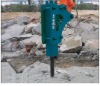 H-Tech200 hydraulic hammer