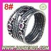 925 Silver Hidden Romance Ring With Corundum Zircon Wholesale