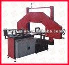 SJC315 Bandsaw for plastic pipe/cutting machine