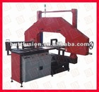 SJC315 Bandsaw for plastic pipe/cutting machine