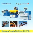 PE Corrugated Pipe Threading Machine